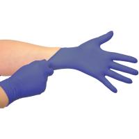 Luva Nitrílica Antimicrobiana Medix - Caixa com 100 un