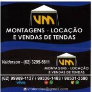 Logomarca VM TENDAS E PALCOS