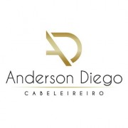 Logomarca Anderson Diego Cabeleireiro