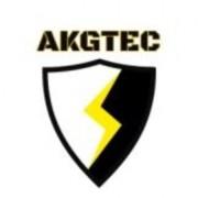 Logomarca AKGtec soluções