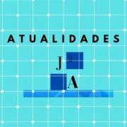 Logomarca Atualidades JA
