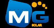 Logomarca MG Solar