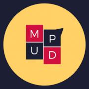 Logomarca Mdigital uP