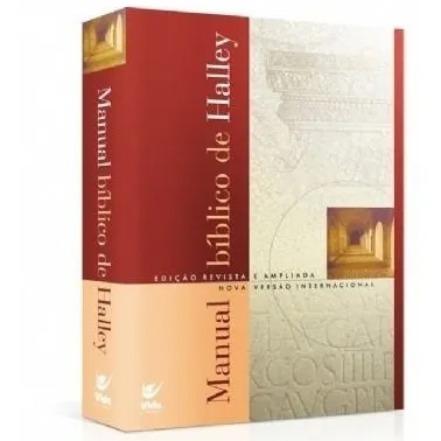 Manual Bíblico de Halley (Português) Capa comum - Usado