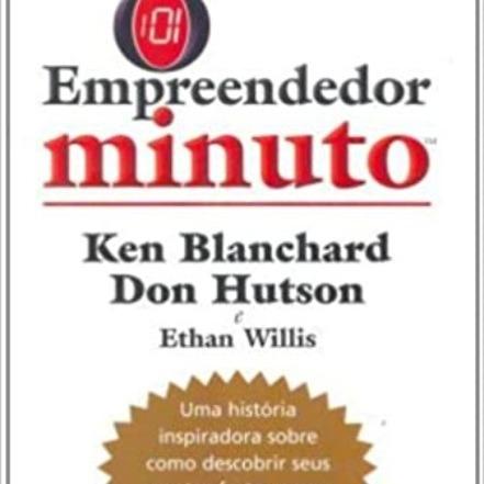 Livro o Empreendedor Minuto (livro usado)