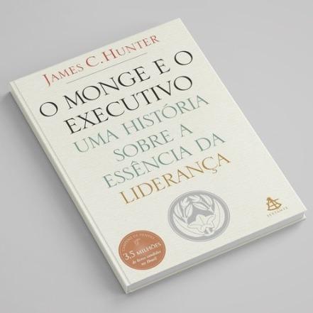Livro: O Monge e o Executivo (livro usado)