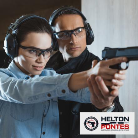 Curso Completo de Operador de Pistola em Tiro Defensivo
