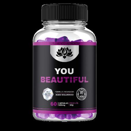 Revitalizante You Beautiful Ácido Hialurônico + Colágeno Hidrolisado