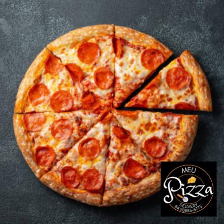 2 Pizzas G Tradicionais + Refrigerante de 2L (Delivery Zona Norte e São Gonçalo do Amarante)