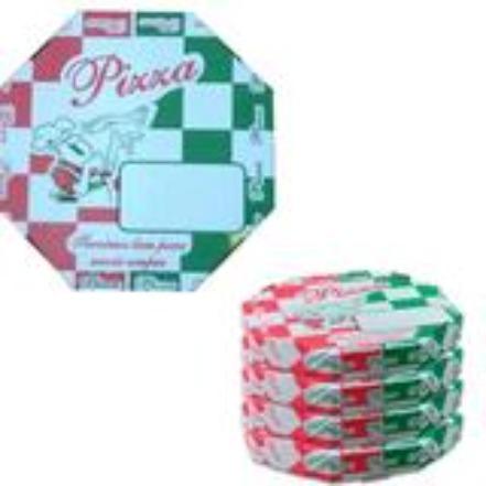 Embalagem para pizza 35 cm - 25 unid
