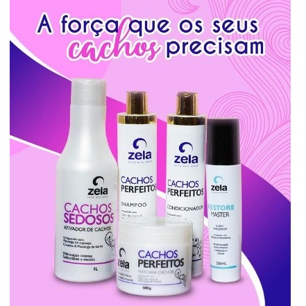 Kit para Cachos