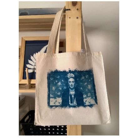 Ecobag Frida Kahlo