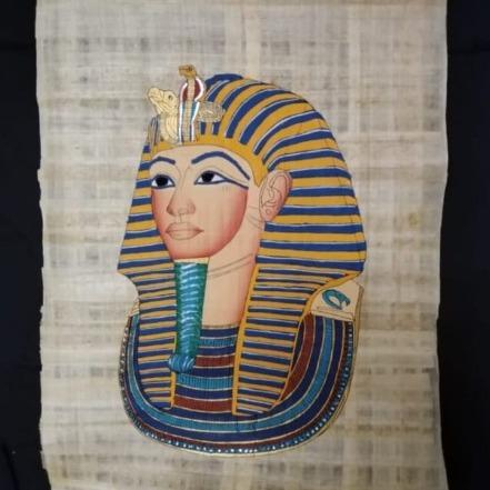 Papiros Criativos do Antigo Egito